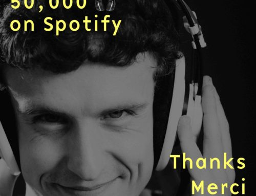 50k streams for Naud on Spotify!