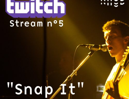 Twitch Sesh #5 : the nasty groove of Snap It