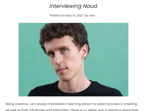New Naud interview with Hello Sound Day