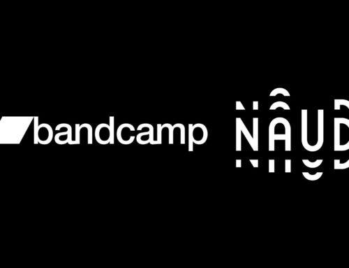 Naud now on Bandcamp