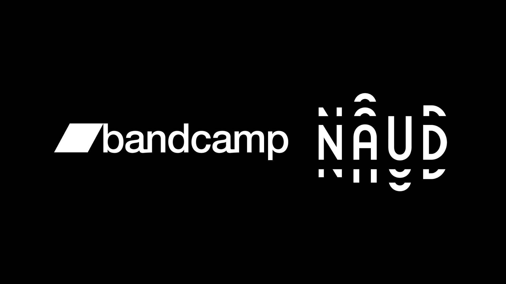 Bannière bandcamp et naud